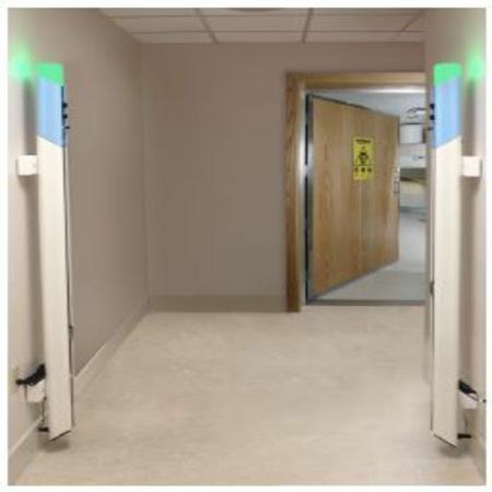 Detectores de Metais para Salas de RM