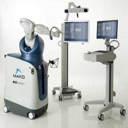 Robot Cirúrgico de Ortopedia