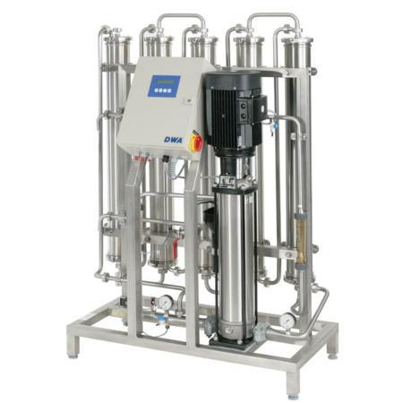 Equipamentos para Tratamento de Água para Diálise