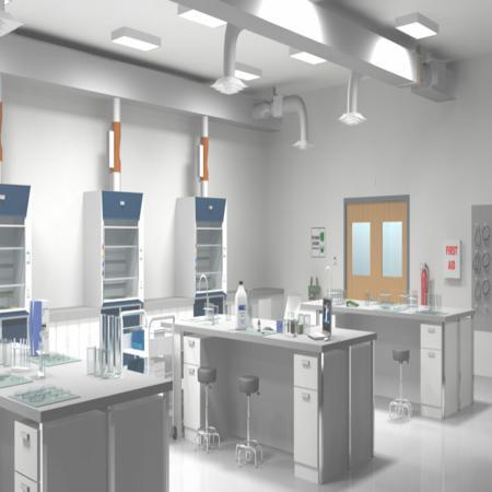 Salas de Laboratório